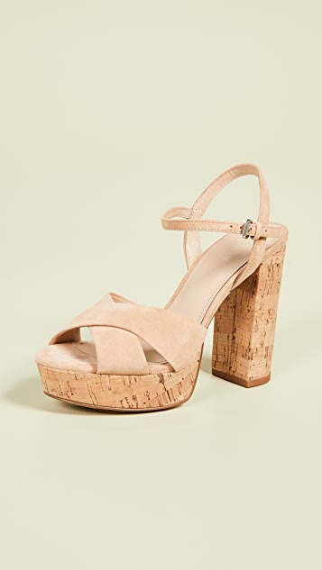 Botkier Plateau Platform Sandals