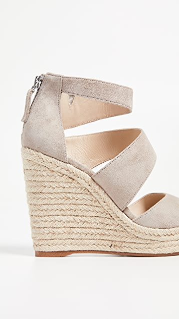 Botkier Julian Wedge Espadrilles