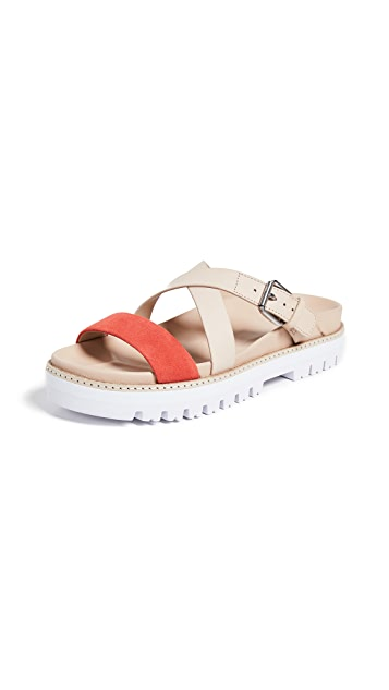 Botkier Jupiter Strappy Slides