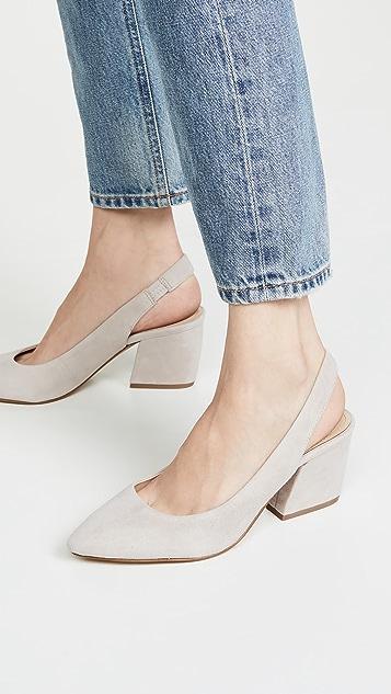 Botkier Shayla 粗跟露跟鞋