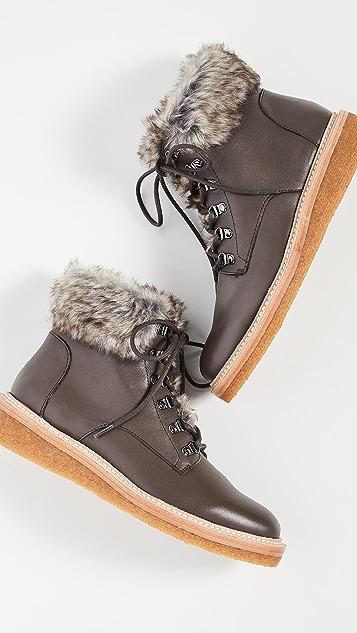Botkier Winter Combat Boots