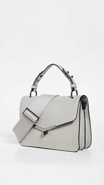 Botkier Bags Valentina Flap Satchel