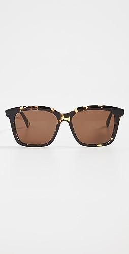 Bottega Veneta - Classic Square Sunglasses