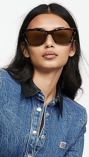 Bottega Veneta New Entry Cat Eye Sunglasses