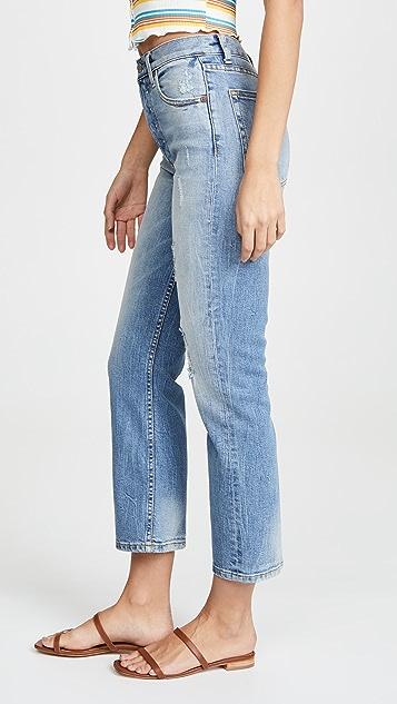 Boyish The Brady Crop Flare Jeans