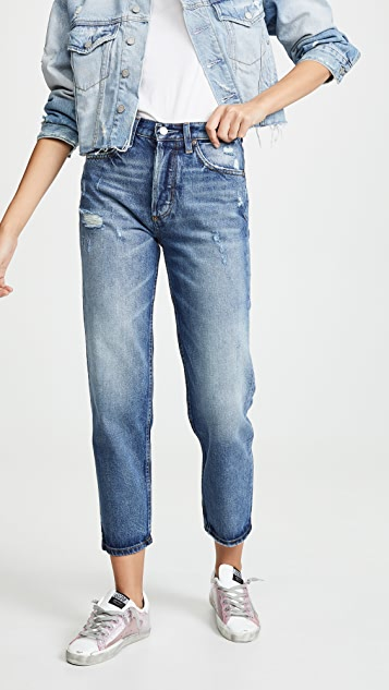 Boyish The Tommy High Rise Straight Jeans