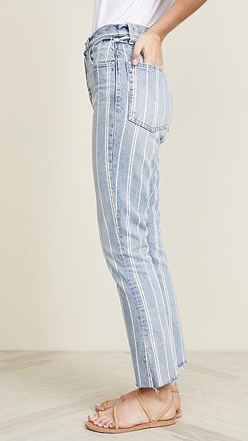 Boyish The Darcy Crop Jeans