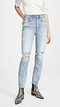 The Billy High-Rise Rigid Skinny Jeans
