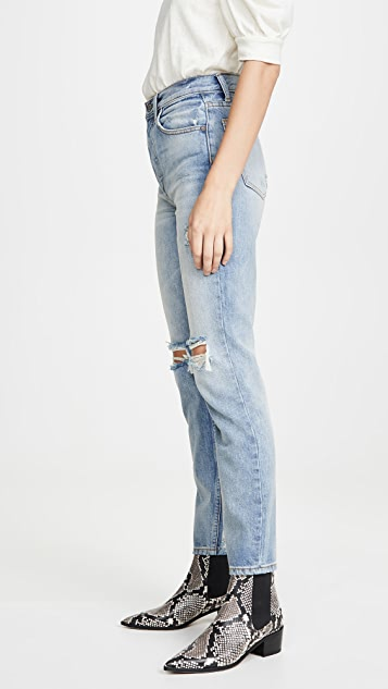 Boyish The Billy High-Rise Rigid Skinny Jeans