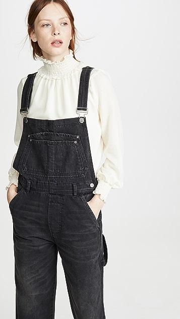 Boyish The Kenny 连体裤