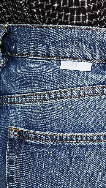 Boyish The Charley Wide Leg Jeans
