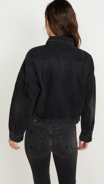 Boyish The Ryder Rigid Oversized Jacket