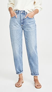 The Toby Relaxed & Tapered Jeans