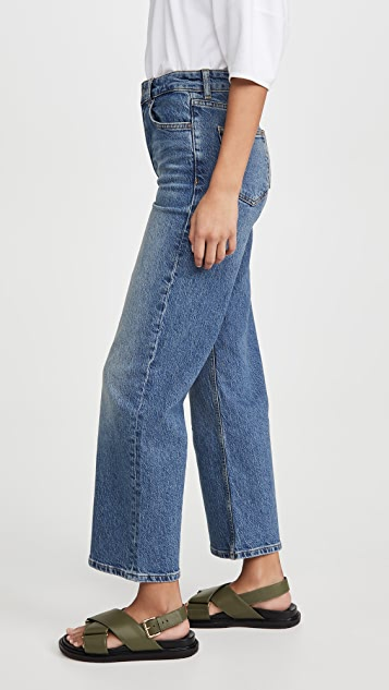 Boyish The Mikey High Rise Comfort Stretch Jeans
