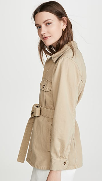Boyish The Jeffery Safari Jacket