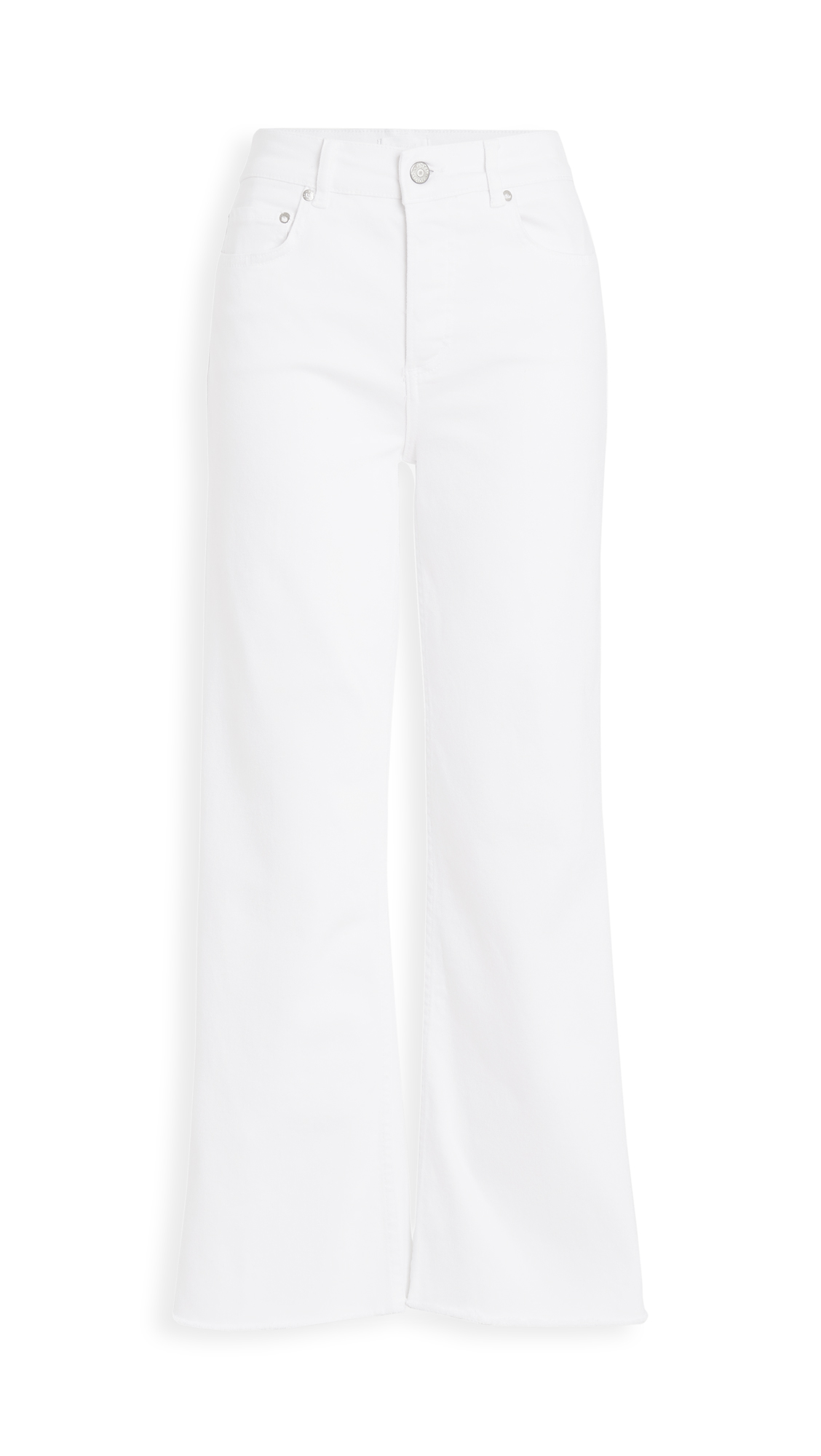 Boyish The Mikey High Rise Comfort Stretch Wide Leg Jeans