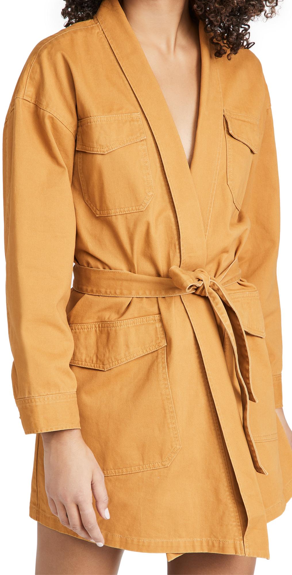 Boyish Joaquin Kimono Dress