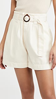 Boyish Leon Pleated Shorts