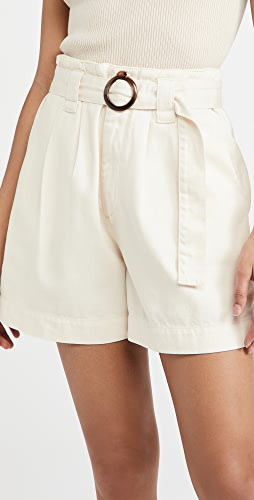 Boyish - Leon Pleated Shorts