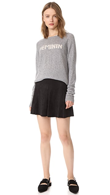 Birds of Paradis Cashmere Feminin Sweater