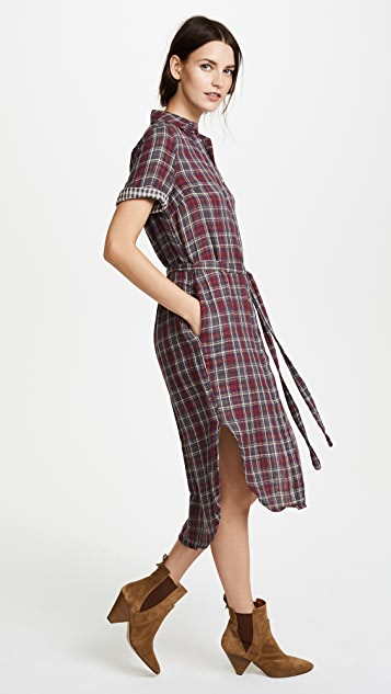 Birds of Paradis The Florence Shirtdress