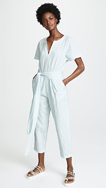 Birds of Paradis Brooke Jumpsuit