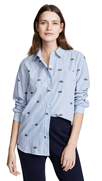 Birds of Paradis Grace Classic Shirt