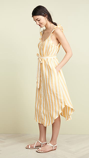 Birds of Paradis Adele Sundress