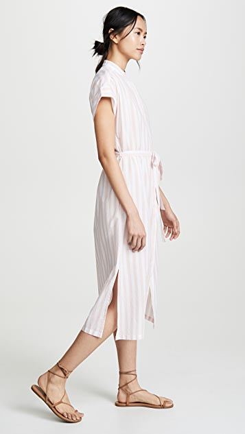 Birds of Paradis Astrid Easy Dress