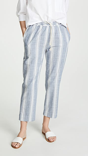 Birds of Paradis Penny Drawstring Pants