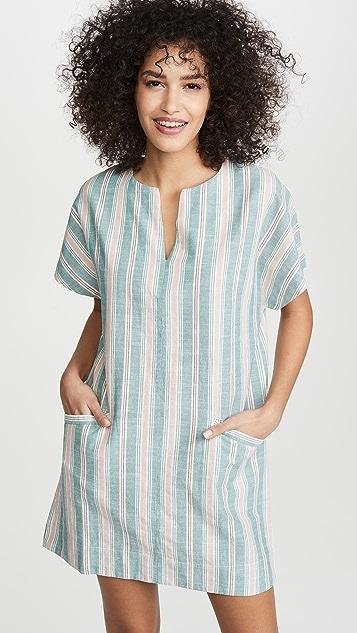 Birds of Paradis Naomi Dolman Sleeve Dress