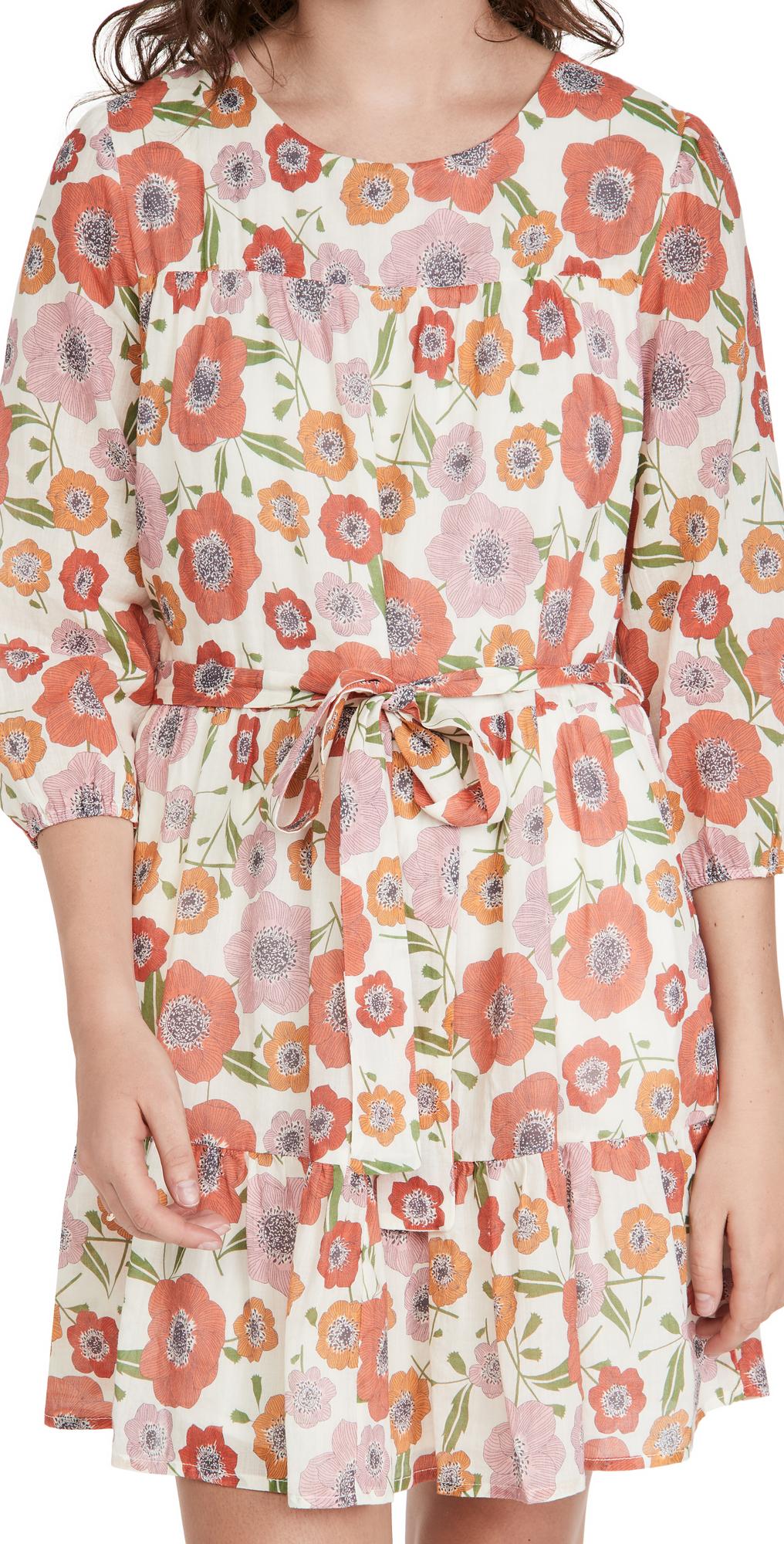 Poppy Print Nia Dress