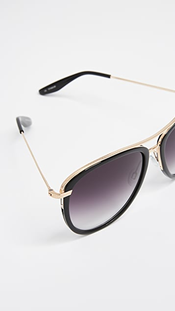 Barton Perreira Aviatress Sunglasses