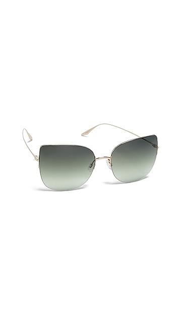 Barton Perreira Voyant Cat Eye Sunglasses