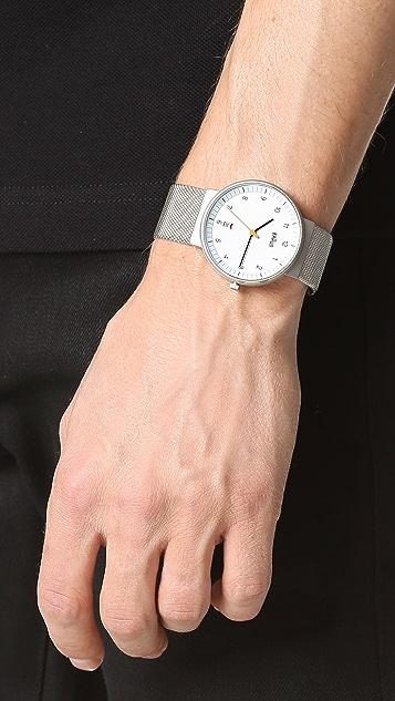 Braun Classic Watch with Date Wheel
