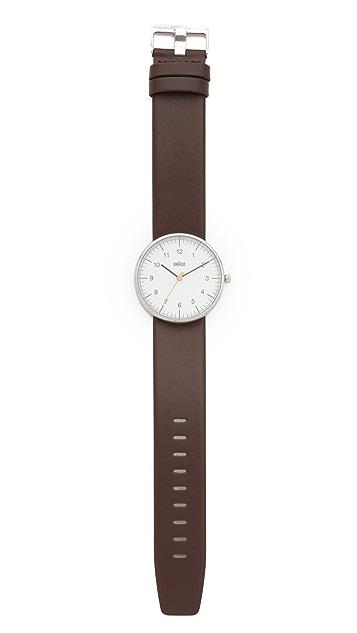 Braun Classic Round Watch