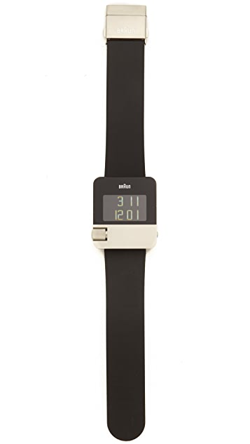 Braun Prestige Digital Watch