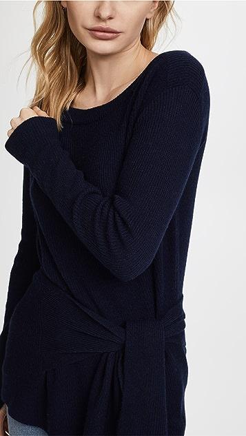 Brochu Walker Ayers Wrap Sweater