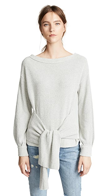 Brochu Walker Runa Off Shoulder Sweater