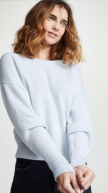 Brochu Walker Alta Cashmere Sweatshirt