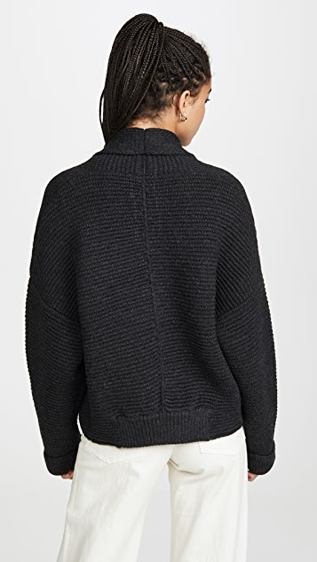 Brochu Walker Nils Shrug Cardigan