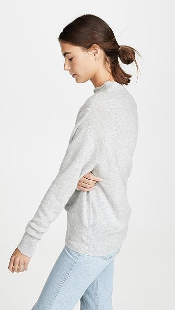 Brochu Walker Кашемировый свитер с открытыми плечами Lori