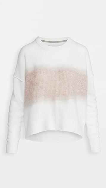 Brochu Walker Blended Brighter Crew Sweater