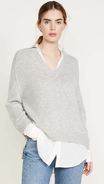 Brochu Walker Layer V Looker Sweater