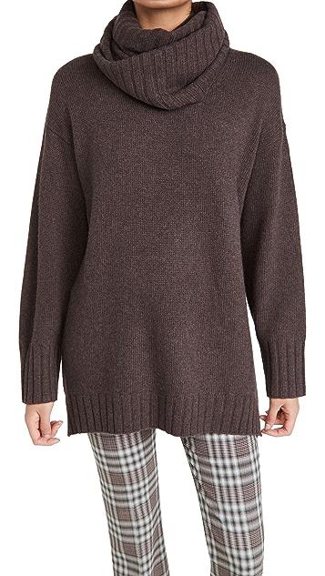 Brochu Walker Lou Cowl Sweater