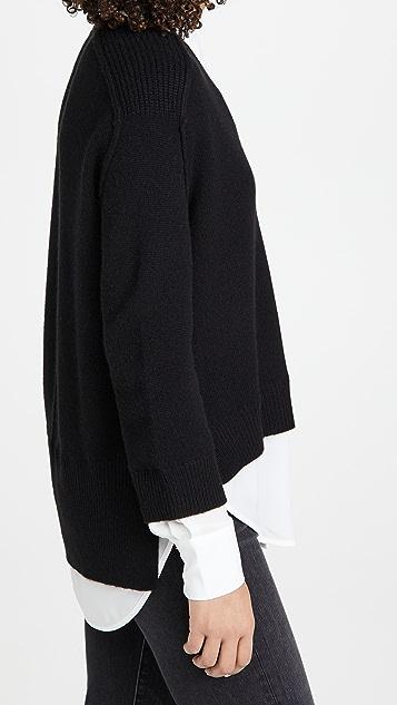 Brochu Walker V Looker Sweater