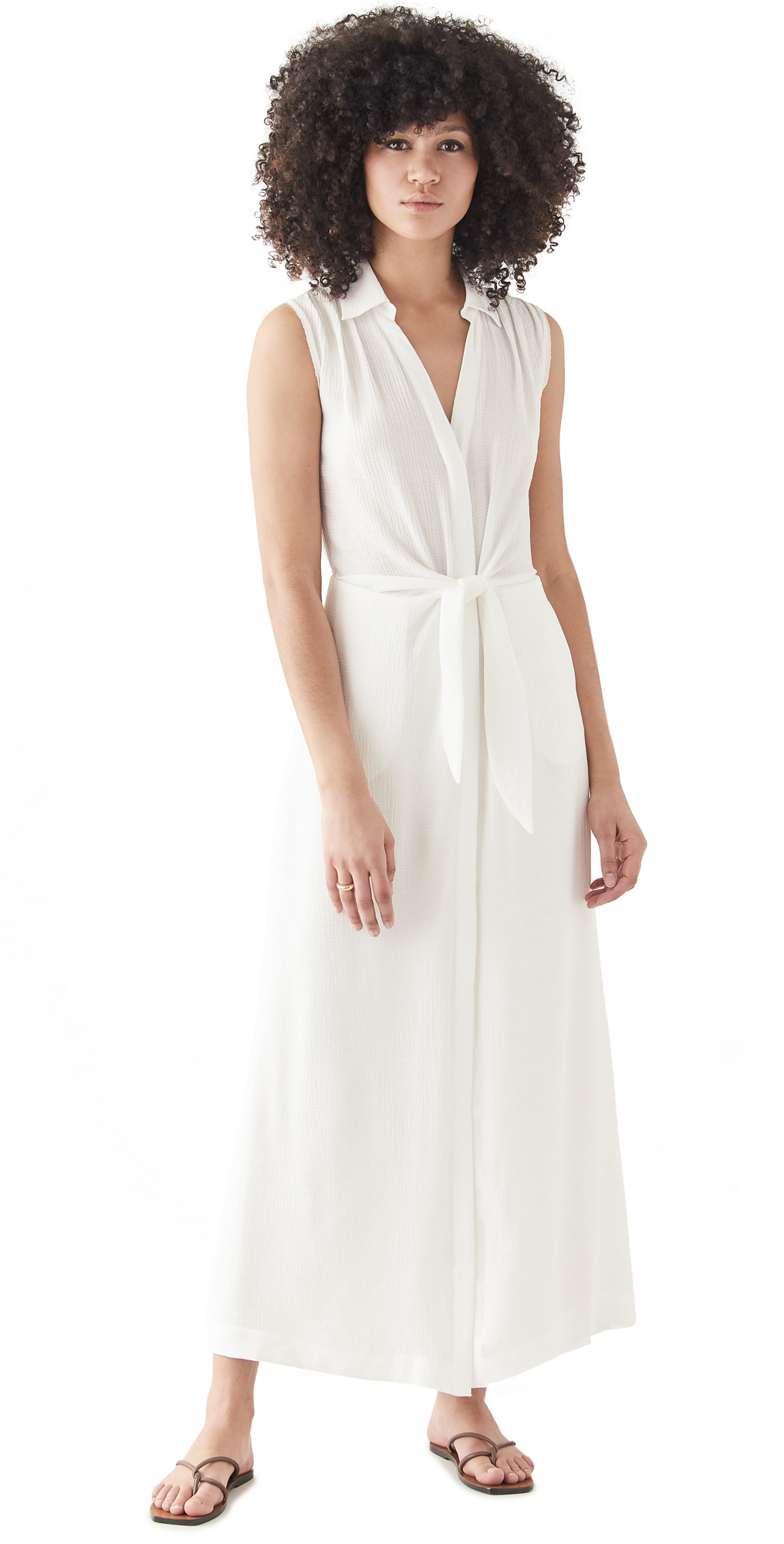Madsen Sleeveless Maxi Dress