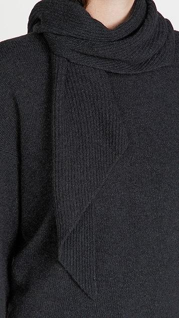 Brochu Walker Rhea 围巾领口套头衫