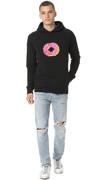 Bricktown Large Donut Hoodie