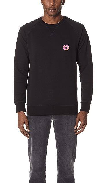 Bricktown Donut Crew Neck Sweatshirt
